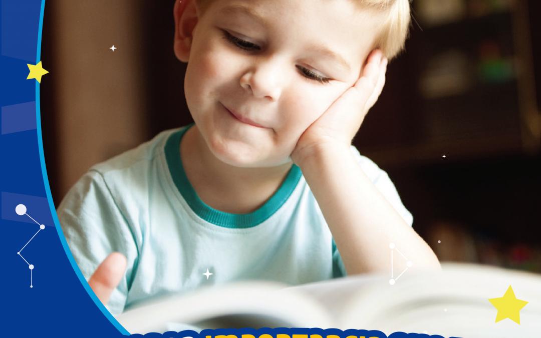 ¿Conoces la importancia que tiene la comprensión lectora en tu hijo?