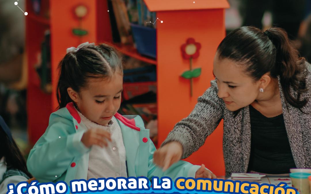 ¿Cómo mejorar la comunicación con mi hijo de 5 años?