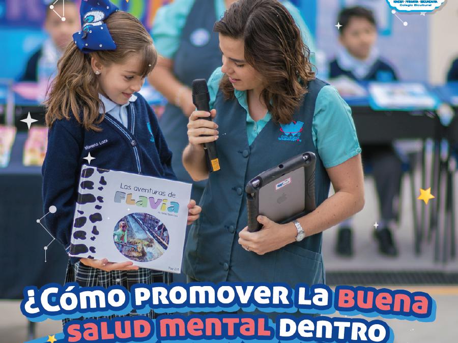 ¿Cómo promover la buena salud mental dentro de la familia?