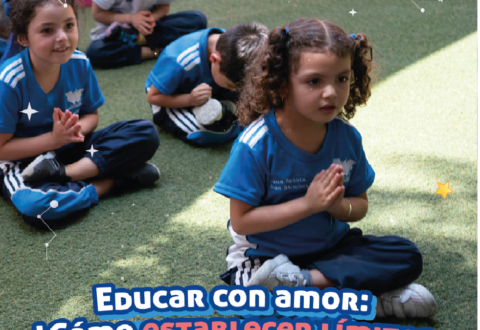 Educar con amor: ¿Cómo establecer límites a mis hijos?