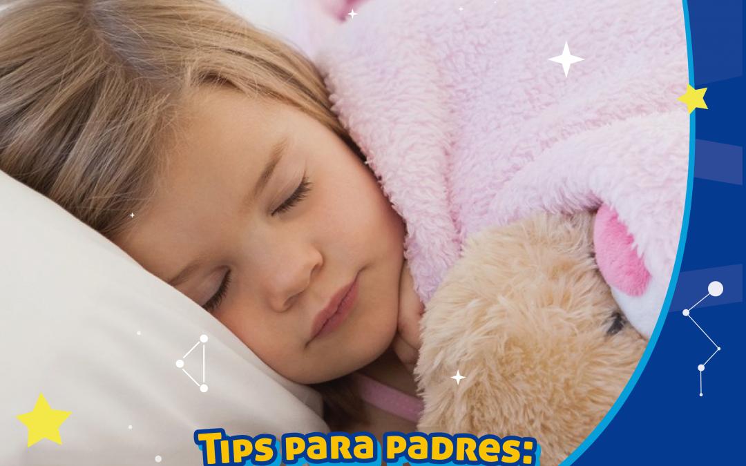 Tips para padres: ¿Cómo dormir temprano a mis hijos?